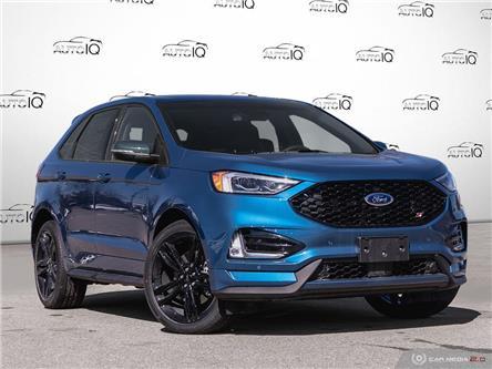 2020 Ford Edge ST (Stk: 0D028) in Oakville - Image 1 of 27