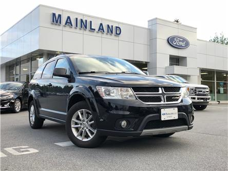 2017 Dodge Journey SXT (Stk: 9F14567A) in Vancouver - Image 1 of 30