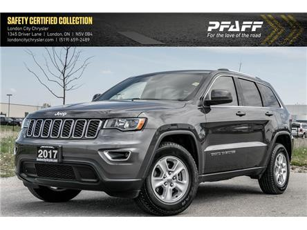 2017 Jeep Grand Cherokee Laredo (Stk: LC9311A) in London - Image 1 of 22