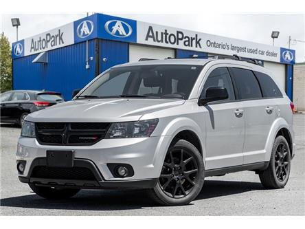 2014 Dodge Journey SXT (Stk: 14-37980T) in Georgetown - Image 1 of 18