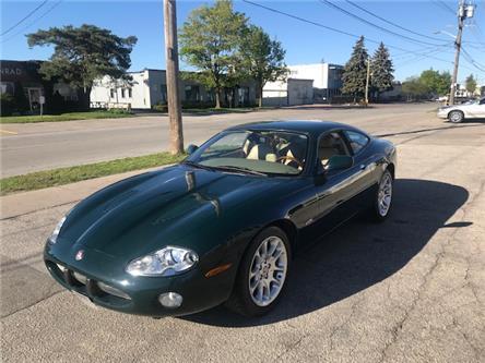 2002 Jaguar XKR Base (Stk: ) in Etobicoke - Image 1 of 16