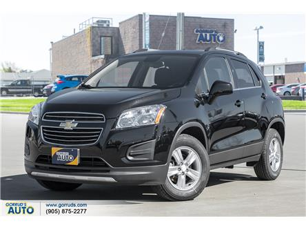 2016 Chevrolet Trax LT (Stk: 253595) in Milton - Image 1 of 19