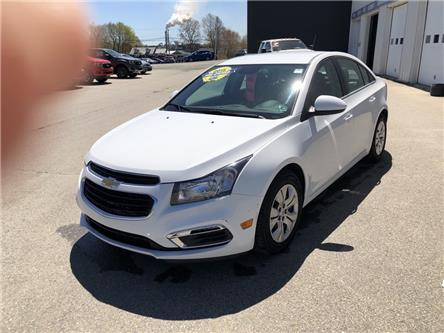 2015 Chevrolet Cruze 1LT (Stk: 1269) in Miramichi - Image 1 of 12