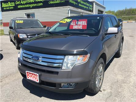 2009 Ford Edge Limited (Stk: ) in Kingston - Image 1 of 14