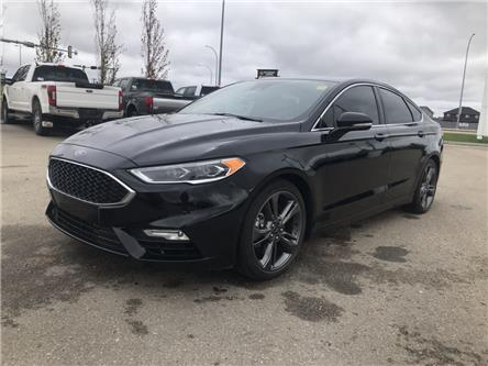 2017 Ford Fusion V6 Sport (Stk: LMU002A) in Ft. Saskatchewan - Image 1 of 23