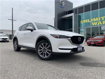 2019 Mazda CX-5 GT (Stk: UM2349) in Chatham - Image 1 of 22