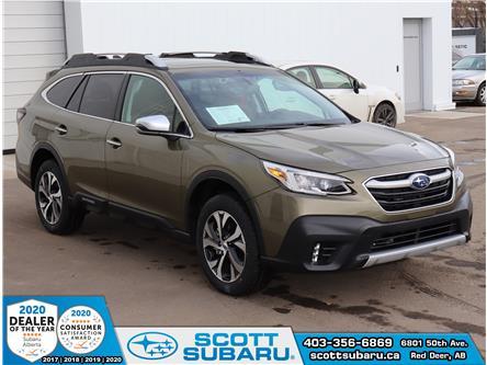 2020 Subaru Outback Premier (Stk: 168362) in Red Deer - Image 1 of 30