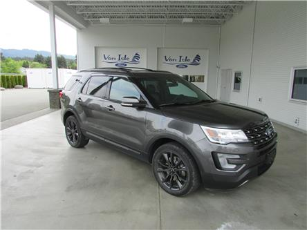 2017 Ford Explorer XLT (Stk: 19313A) in Port Alberni - Image 1 of 8