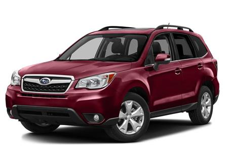 2015 Subaru Forester 2.5i Touring Package (Stk: 16723A) in Thunder Bay - Image 1 of 9