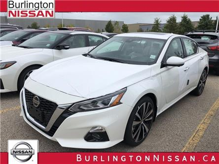2020 Nissan Altima 2.5 Platinum (Stk: Z5601) in Burlington - Image 1 of 5