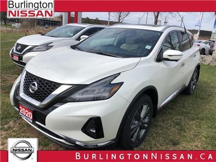 2020 Nissan Murano Platinum (Stk: Z8604) in Burlington - Image 1 of 5