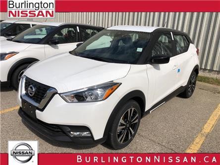 2020 Nissan Kicks  (Stk: Z1402) in Burlington - Image 1 of 5
