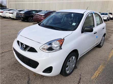 2019 Nissan Micra  (Stk: Y7537) in Burlington - Image 1 of 5