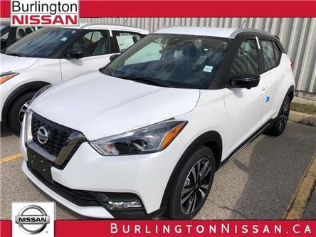 2020 Nissan Kicks  (Stk: Z1408) in Burlington - Image 1 of 5