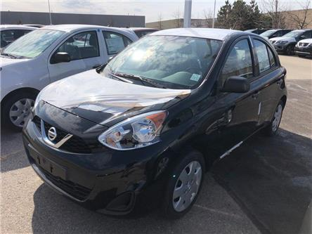 2019 Nissan Micra  (Stk: Y7539) in Burlington - Image 1 of 5