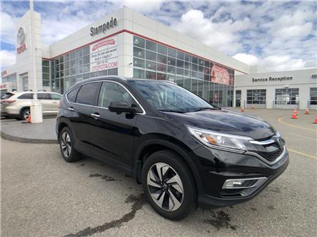 2016 Honda CR-V Touring (Stk: 200543A) in Calgary - Image 1 of 28