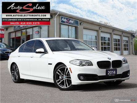 2014 BMW 535i xDrive (Stk: 1JH3T12) in Scarborough - Image 1 of 28