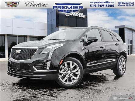 2020 Cadillac XT5 Sport (Stk: 200349) in Windsor - Image 1 of 27