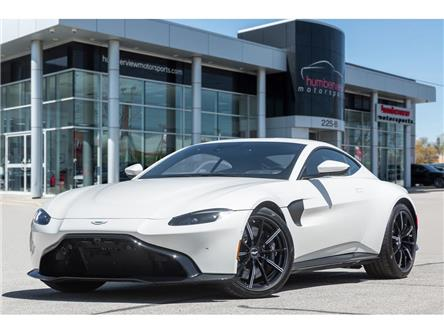 2019 Aston Martin Vantage 4.0L V8|NAVIGATION|BACKUP CAM|503 HP|505 LB-FT TQ! (Stk: 20HMS451) in Mississauga - Image 1 of 27