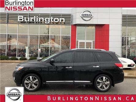 2015 Nissan Pathfinder Platinum (Stk: A6834) in Burlington - Image 1 of 16