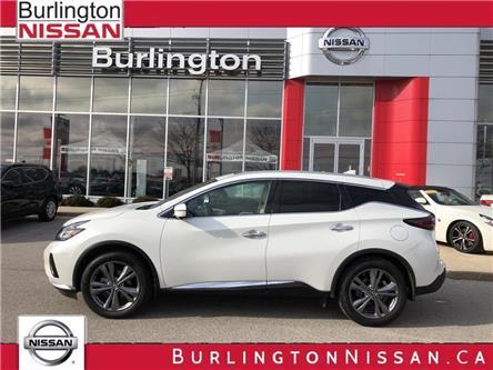 2019 Nissan Murano Platinum (Stk: A6916) in Burlington - Image 1 of 17