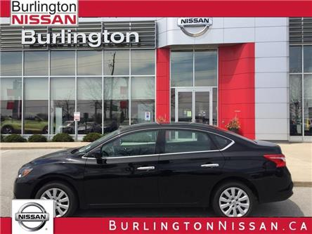 2018 Nissan Sentra SV (Stk: A6920) in Burlington - Image 1 of 21