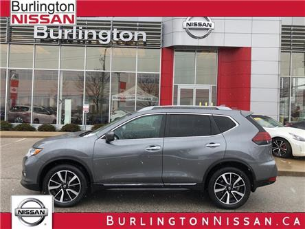 2018 Nissan Rogue SL (Stk: Z2102A) in Burlington - Image 1 of 21
