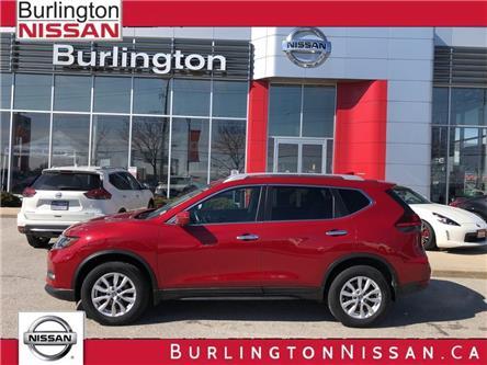 2017 Nissan Rogue SV (Stk: Z2088A) in Burlington - Image 1 of 19