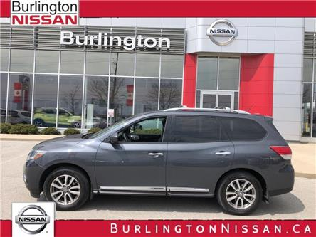 2013 Nissan Pathfinder SL (Stk: Y4037A) in Burlington - Image 1 of 20