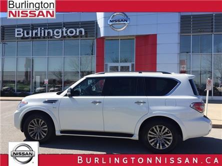 2020 Nissan Armada Platinum (Stk: A6910) in Burlington - Image 1 of 16