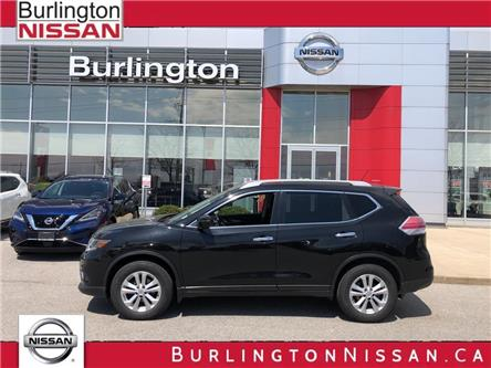 2016 Nissan Rogue SV (Stk: Z2135A) in Burlington - Image 1 of 20