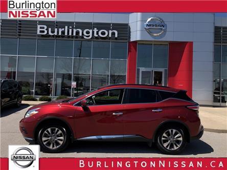 2016 Nissan Murano SV (Stk: A6953) in Burlington - Image 1 of 22