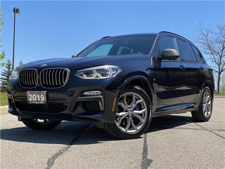 2019 BMW X3 M40i (Stk: P1636) in Barrie - Image 1 of 21