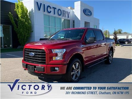 2016 Ford F-150  (Stk: 1FTEW1) in Chatham - Image 1 of 15