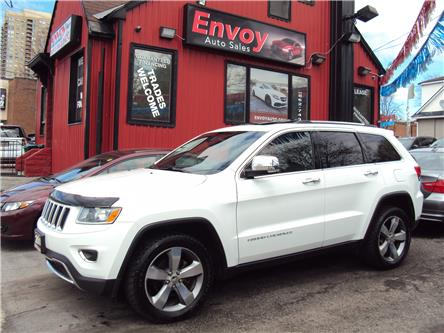 2014 Jeep Grand Cherokee Limited (Stk: ) in Ottawa - Image 1 of 30