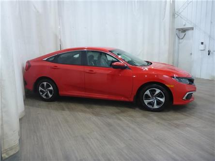 2020 Honda Civic LX (Stk: 2034025) in Calgary - Image 1 of 21