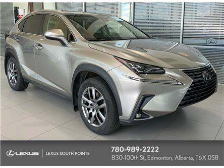 2018 Lexus NX 300 Base (Stk: LUB8672) in Edmonton - Image 1 of 20