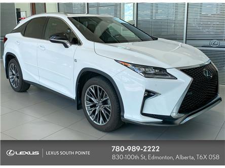 2019 Lexus RX 350 Base (Stk: LL00190A) in Edmonton - Image 1 of 19