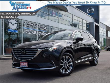 2018 Mazda CX-9 Signature (Stk: P4097) in Etobicoke - Image 1 of 27