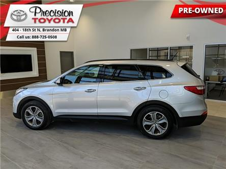2013 Hyundai Santa Fe 3.3L XL Premium (Stk: 202251) in Brandon - Image 1 of 24