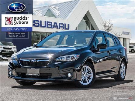 2018 Subaru Impreza Touring (Stk: I18008L) in Oakville - Image 1 of 30