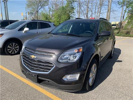 2016 Chevrolet Equinox 1LT (Stk: 014881) in Sarnia - Image 1 of 8