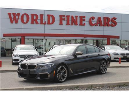 2019 BMW M550i xDrive (Stk: 17264) in Toronto - Image 1 of 27
