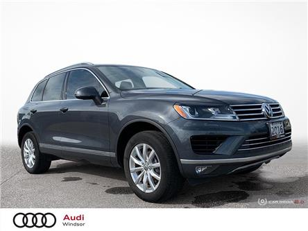 2016 Volkswagen Touareg 3.6L Comfortline (Stk: 20495) in Windsor - Image 1 of 30