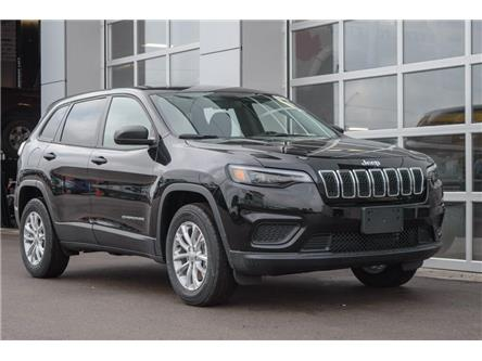2020 Jeep Cherokee Sport (Stk: 42674) in Innisfil - Image 1 of 24