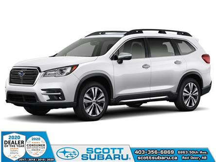 2020 Subaru Ascent Premier (Stk: SS0383) in Red Deer - Image 1 of 9