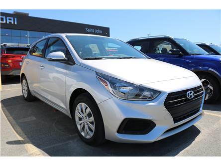 2020 Hyundai Accent ESSENTIAL (Stk: 01572) in Saint John - Image 1 of 2