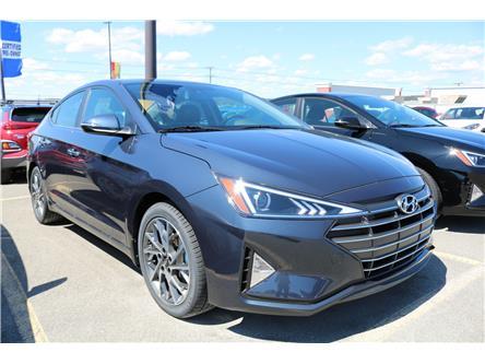 2020 Hyundai Elantra Luxury (Stk: 02172) in Saint John - Image 1 of 2