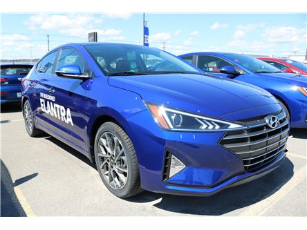 2020 Hyundai Elantra Luxury (Stk: 02182) in Saint John - Image 1 of 2