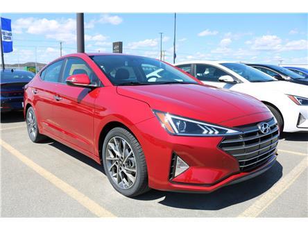 2020 Hyundai Elantra Luxury (Stk: 02204) in Saint John - Image 1 of 2